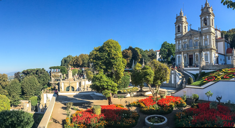 Church of Bom Jesus do Monte Braga 6