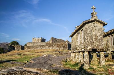 Les plus beaux villages du Portugal - Castelo de Linhares da Beira
