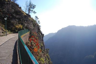 Eira do Serrade: 1095m elevation Nun's Valley - 21 December 2011