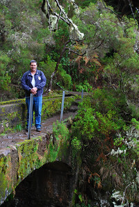 Rabaçal, Risco, 25 Fountains Levada 13K Walk 23 December 2011