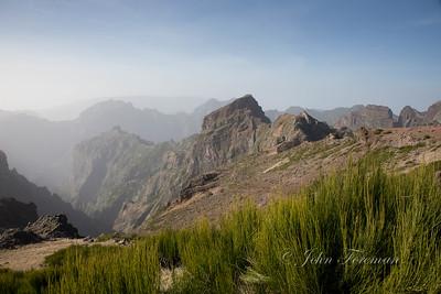 Pico do Arieiro, Madeira