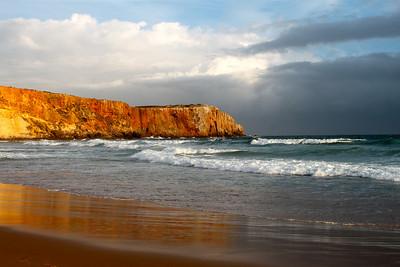 SouthPortugal  (6 of 39) Sagres: Praia do Tonel