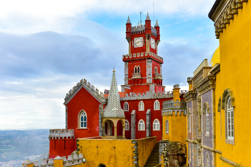 Palacio da Pena - Portugal