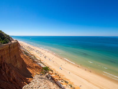 Praia da Falésia, Algarve