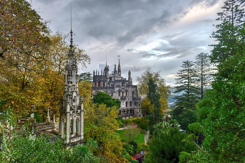 Palace Quinta da Regaleira - Sintra, Portugal