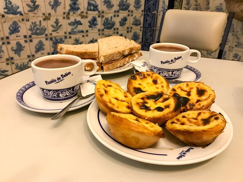 Pasteis de Belem - Lisbon, Portugal