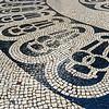 Mosaic Street - Lisbon, Portugal