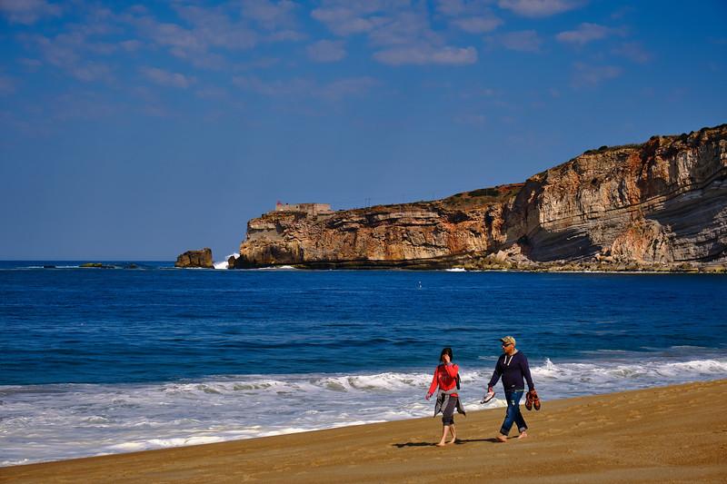 Nazaré Beach, Portugal