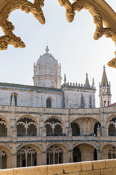 Two Level Cloisters, Jerónimos Monastery