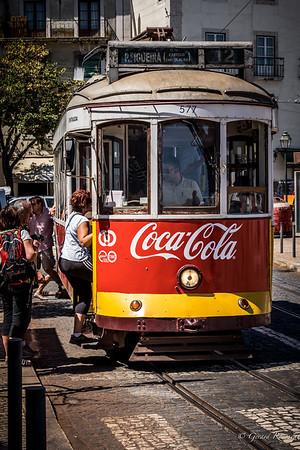 Tramway Coca-Cola