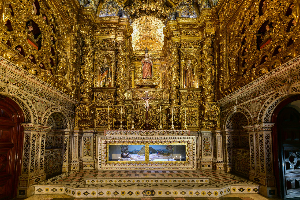Church of Saint Roch - Lisbon, Portugal