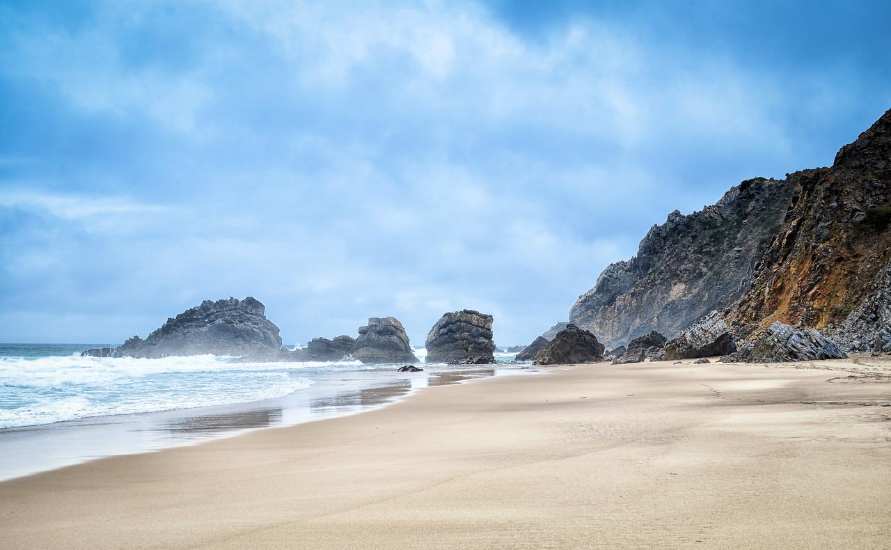 Praia de Adraga, Portugal