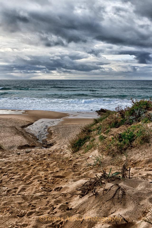 Beach at Cascais, Portugal