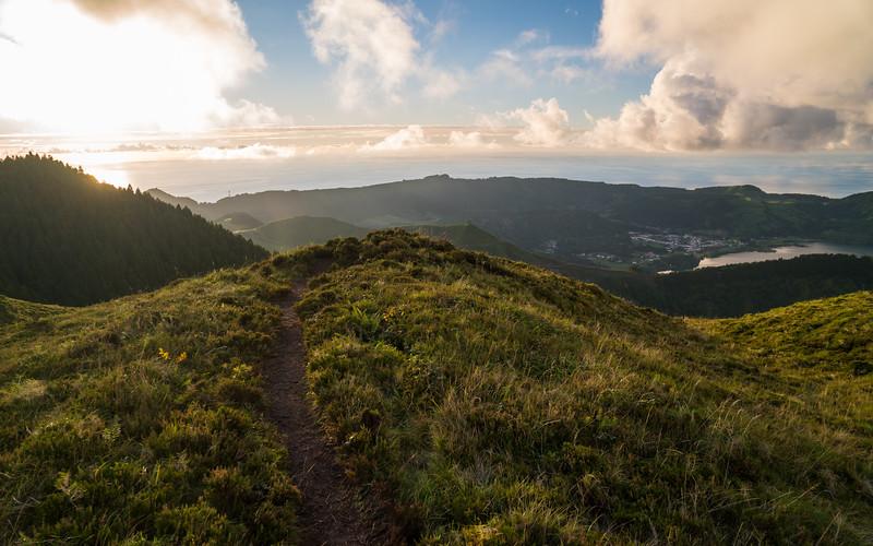 Miradouro da Boca do Inferno,São Miguel Island, Azores, Portugal