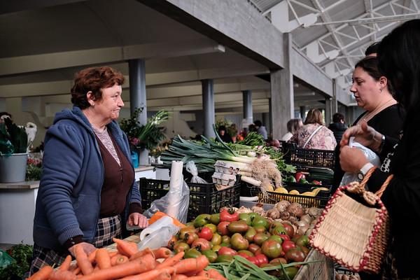 Alcobaça, Portugal Market