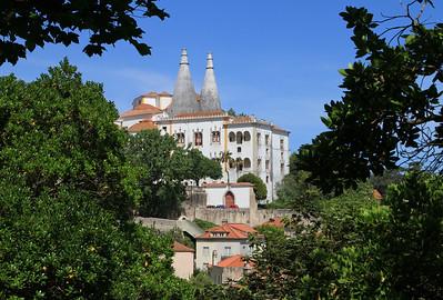 Palacio Nacional de Sintra.