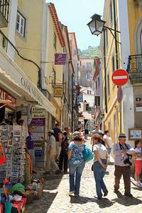 Sintra street.