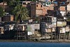 A view of Salvador, capital of Brazil's northeastern state of Bahia. Salvador was the the Brazilian capital until 1763 and is known for is heavy african roots. (Australfoto/Douglas Engle)