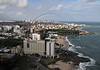 A view of the city of Salvador, capital of Brazil's northeastern Bahia state Salvador, known for it's predominant African roots, was founded in 1549 and the first capital of Brazil until 1763, when Rio became the capital. (Australfoto/Douglas Engle)