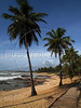 A view of the Costa do Sauipe resort complex, about 70km (42 miles) north of Salvador, Bahia state, Brazil.(Australfoto/Douglas Engle)