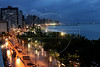 A view of Fortaleza, capital of Brazil's northeastern Ceara state.(AUstralfoto/Douglas Engle)