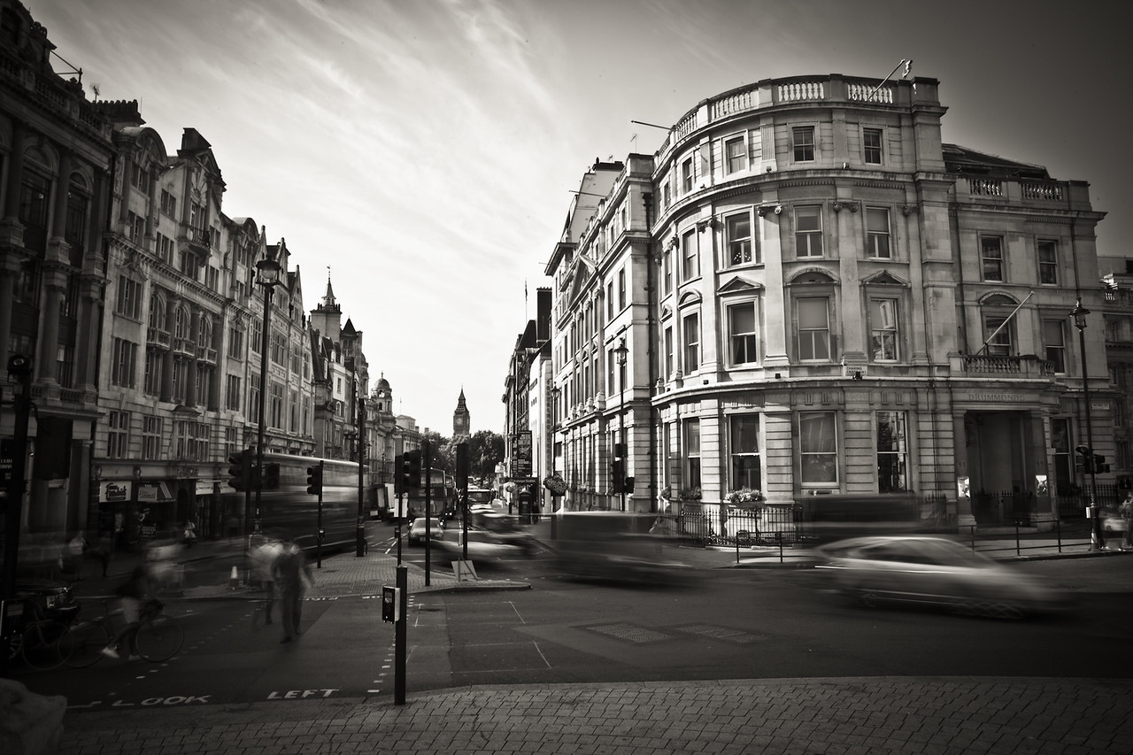 Postcards from London