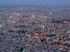 Damascus, capital of Syria, glows at dusk. With a population near six million, the city claims to be one of the oldest continuously inhabited cities in the world. Archeological excavations have uncovered artefacts from the third millenium BC.(Australfoto/Douglas Engle)