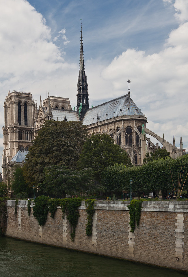 Postcards From Paris - Notre Dame