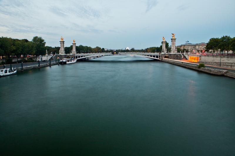 Postcards From Paris - Seine River