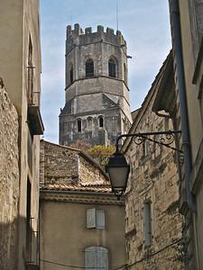 Viviers, France.
