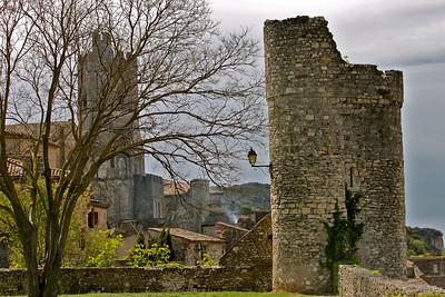 Clergy Quarters. Viviers, France.