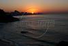Sunrise over Ipanema and Leblon Beaches in  Rio de Janeiro.(Australfoto/Douglas Engle)