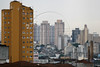 A View of Sao Paulo, Brazil, the largest city in South America. (Australfoto/Douglas Engle)