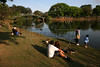A view of the Ibirapuera Park in Sao Paulo, Brazil, September 4, 2006. (Australfoto/Douglas Engle)