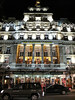 Her Majesty's Theatre in the West End theatre district, located in the Haymarket, in the City of Westminster, United Kingdom.(Australfoto/Douglas Engle)