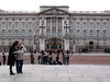 Tourists in front of Buckingham Palace in London, United Kingdom.(Australfoto/Douglas Engle)