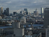 A view of Central London, United Kingdom, with the dome of St. Paul's Cathedral at right.(Australfoto/Douglas Engle)