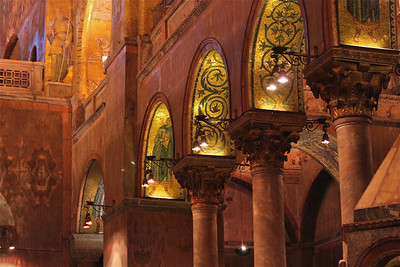 May 10, 2013. St. Marks Basilica. Venice, Italy.