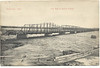 Postcard: Belleville, Ontario. Bay of Quinte bridge from Rossmore. Mailed 1903 to Montreal.