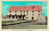 Postcard:  Store and Stock Rooms, H.B.Co., Moose Factory, Ontario<br /> colourized version