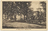 Postcard: Belleville, Ontario. St. Agnes School. View from side street. Mailed to Peterborough, Ontario 1913 August 8th.