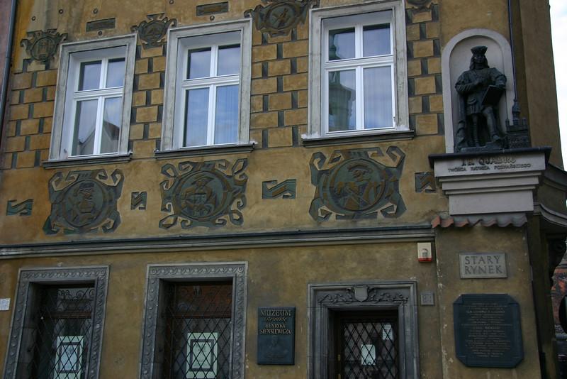 Literary Museum of Henryk Sienkiewicz.