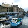 Il vecchio porto di Pozzuoli