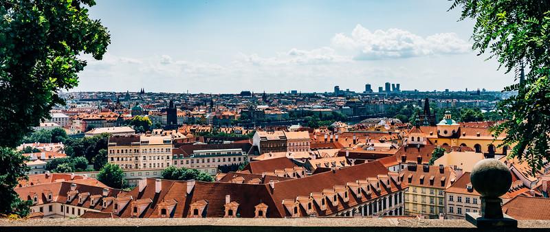 Prag, Kleinseite und Altstadt