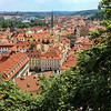 City Views from Lobkowicz Palace