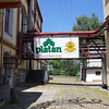 Platan Brewery in Protivin, Czech Republic