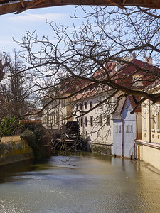 Devils Stream. Prague spring 2017
