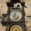Astronomical clock. Prague spring 2017