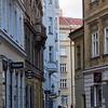 Space Frame  and a Legendary Bar. Stare Mesto. Prague spring 2017