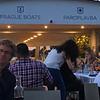 Dinner cruise down the Moldau River